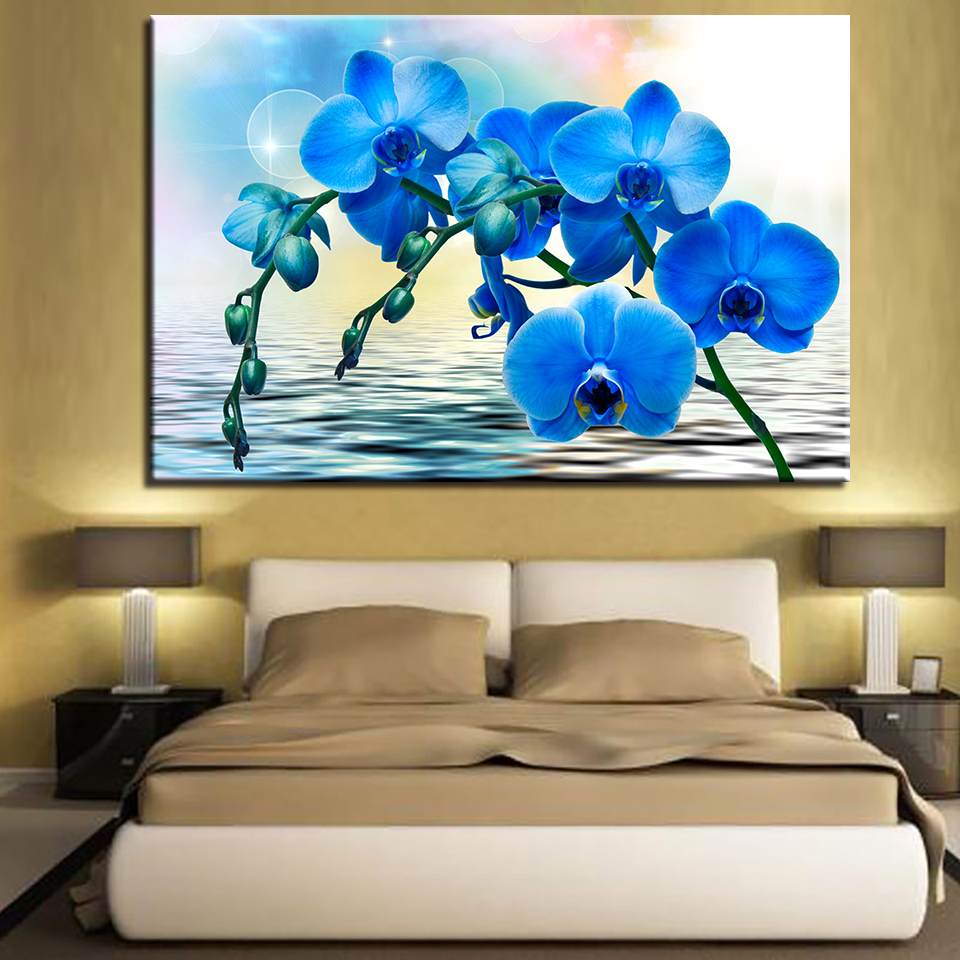 Modern Canvas Painting Wall Art Living Room Home Decor 1
