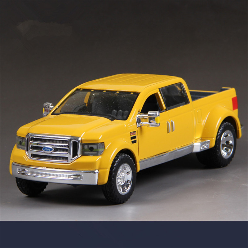 ФОТО Maisto 1:24 Scale Diecast Metal Cars Toys, Simulation Toy Car Truck Models,Truck Toys For Children, Kids Toys / Brinquedos