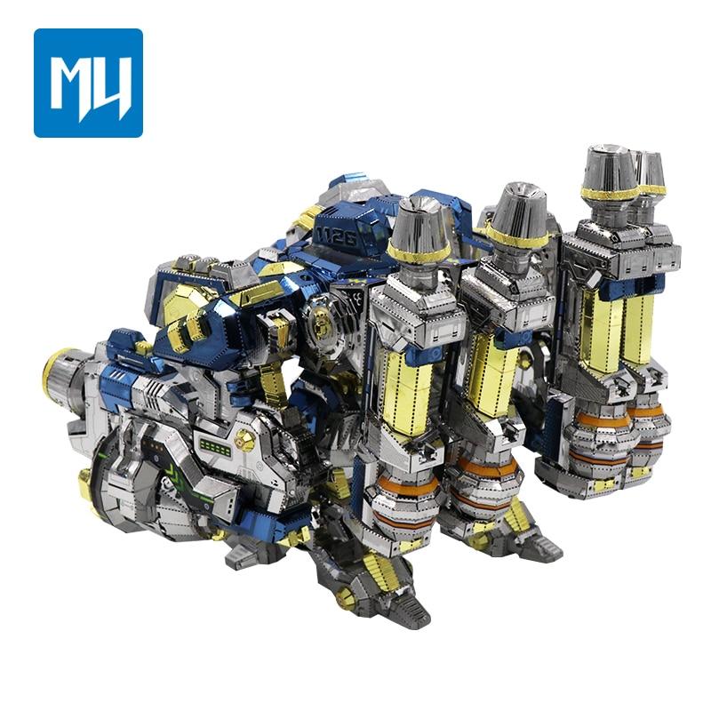 MU Thor Armour Terran robot de combat armé Assemblage de modèle en - Jeux et casse-tête - Photo 3