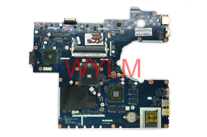 NEW Original K73T X73T K73TA X73TA K73TK motherboard mainboard QBL70 LA-7553P 90R-N70MB1200C 216-0810005 100% Tested Working k73ta for asus k73t x73t k73ta k73tk r73t latop motherboard rev 1a qbl70 la 7553p hd7670m 1gb mainboard 100% tested ok