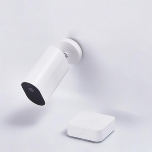 Image 4 - (English version) Xiaomi Smart WiFi Wireless Camera 1080P Battery  Gateway 120 Degree IP65 Waterproof AI Humanoid Detection