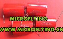 10pcs Audiophiler MKP-kondensotor MKP 6.8uf 400v Tubular Audio Capacitor
