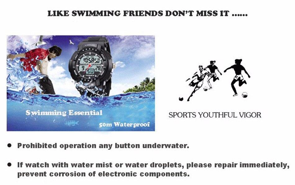 361 - detail - 2018 Free Shipping Fashion Men Watch Waterproof Sport Men Wristwatch S Quartz Digital Boy Clock Relogio Masculino (8)