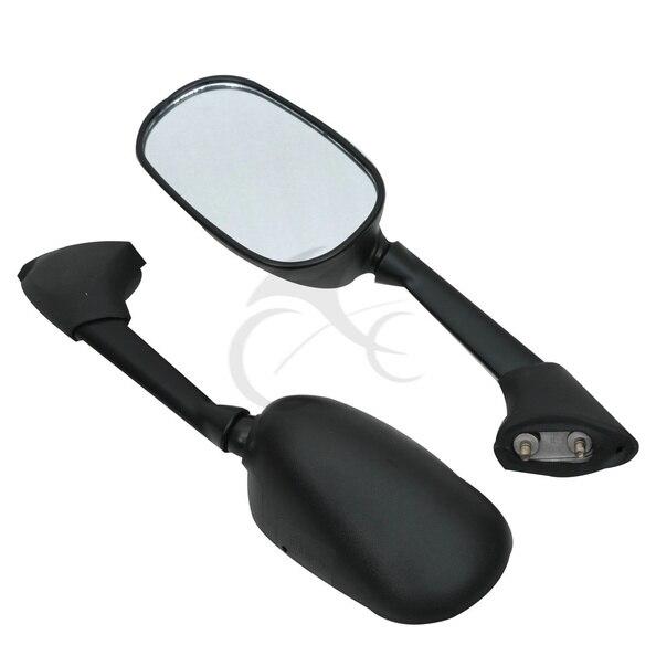 Black Side Rear View Mirrors for YAMAHA YZF-R1 2007-2008 YZF R6 2006-2007 1