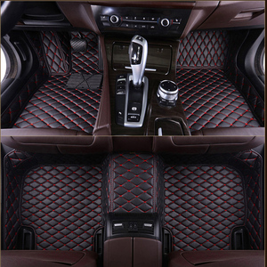 car floor mats for Chrysler 300C Grand Voyager Sebring car styling auto accessories car Stickers carpet Stickers Custom foot mat(China)