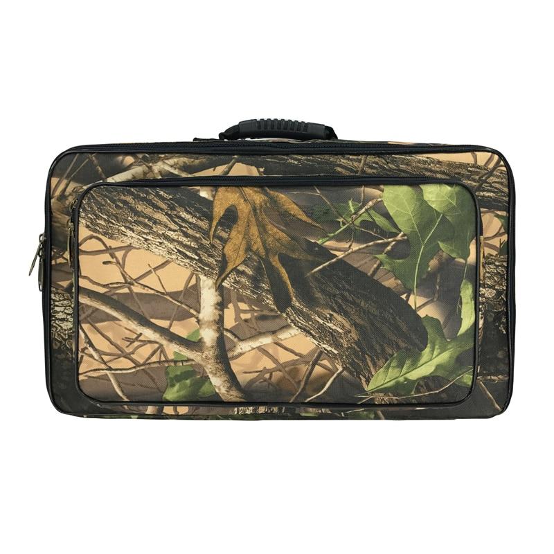 Grande capacité grand arbre Camouflage épaissir Oxford outil sac à bandoulière en plein air Camping voyage escalade chasse Kit sac à dos sac à main