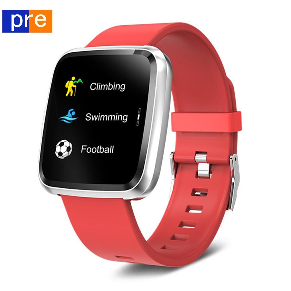 Y7P smart watch waterproof blood pressure measurement smart watch heart rate sport watch