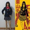 Kill Bill Gogo Yubari Cosplay Uniforme