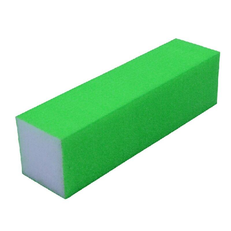 1 unids buffer Limas fluorescente color sanding bloque manicura ...