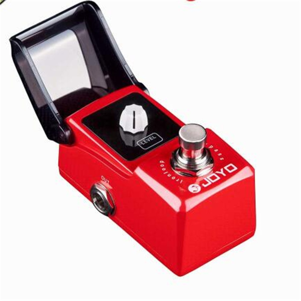 JOYO loop Guitar Looper Retro Classic Effect Pedal Red 20mins Recording Time and Infinite Overdubbing loop time True bypass joyo ironloop loop recording guitar effect pedal looper 20min recording time overdub undo redo functions true bypass jf 329