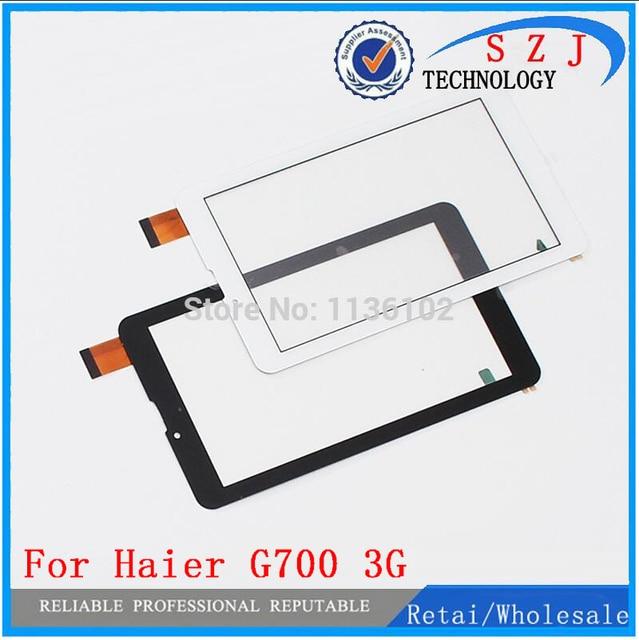 """Новый 7 """"дюймов для Haier G700 3G Планшеты Сенсорный экран сенсорный Панель планшета Стекло Сенсор Замена Бесплатная доставка"""