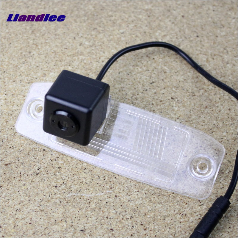 Liandlee Car Tracing Cauda Laser Light For Hyundai Veracruz / ix55 Modified Special Anti Fog Lamps Rear Anti-collision Lights speed test counting module for smart tracing car yellow