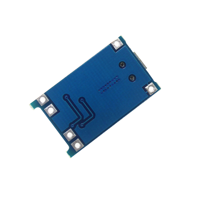 TP4056 with PROTECTION 5V 1A Lithium Battery Charging Module Micro USB
