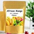 250g (8.8 oz) Extracto de Mango Africano Polvo para Bajar de Peso Rápido