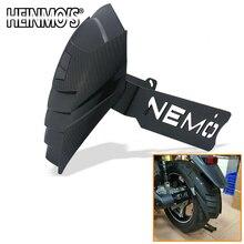 Заднее крыло для мотоцикла YAMAHA NVX155 AEROX155 для Yamaha AEROX 155 NVX 155 аксессуары декоративная крышка