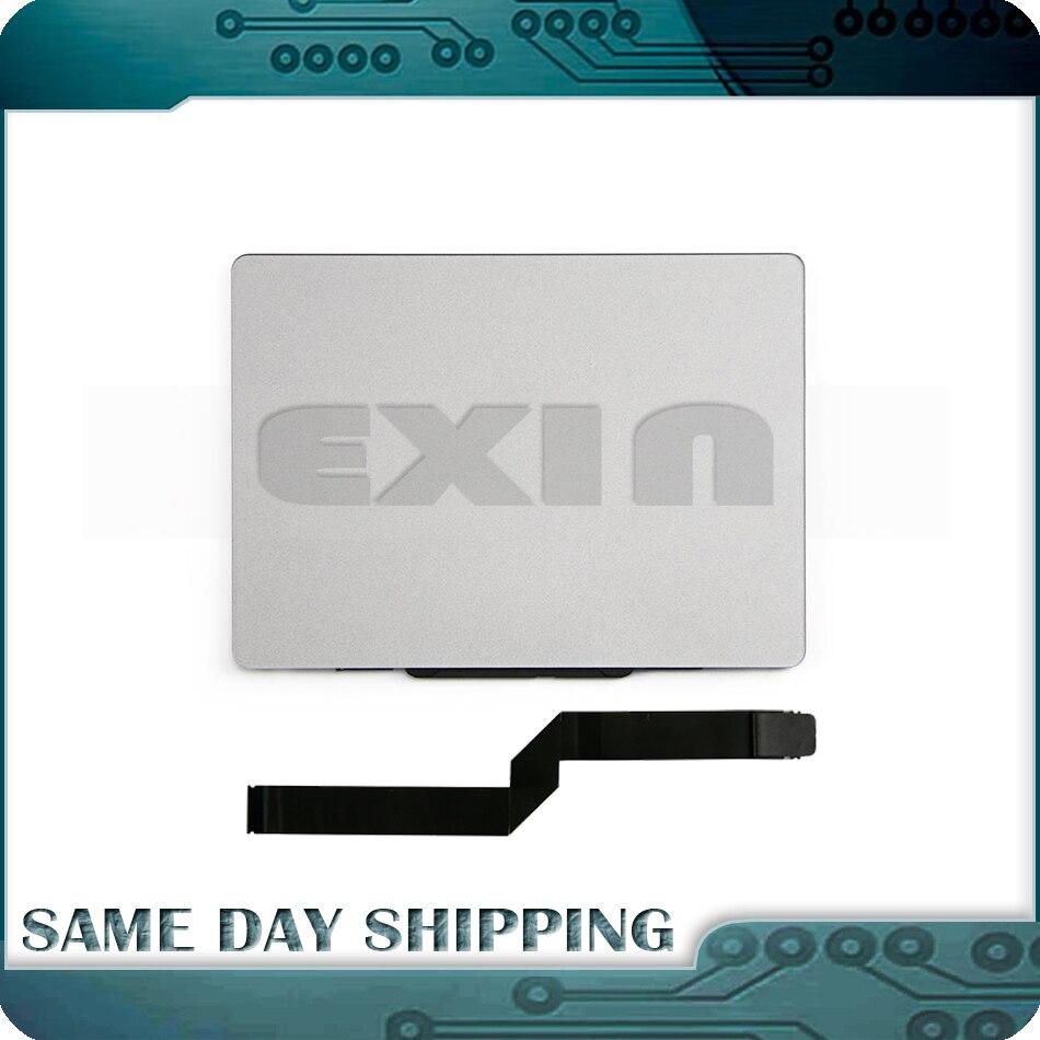 Nouveau Laotp A1502 Trackpad Touchpad avec Flex Câble 593-1657-07 pour Apple Macbook Pro 13 ''Retina A1502 Fin 2013 À Mi 2014 année