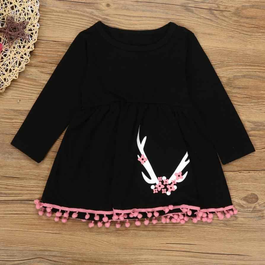 בנות חורף חיות בר טוניקת שמלת מכנסיים צעיף 3 PCS תלבושות ילדים בגדי סט בנות בגדי bebe עור ידידותי אוגוסט 11