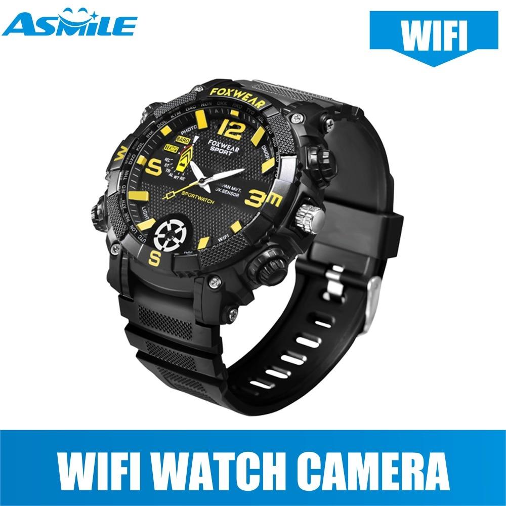 16G 32GB Security Sport cctv video camera watch outdoor hd recording wrist watch camera body worn