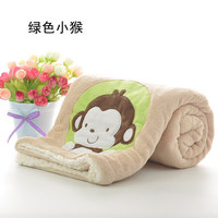 Baby Blanket Thickened Double Layer polyester fibre Swaddle Envelope Stroller Wrap For Newborn Baby Bedding Blankets