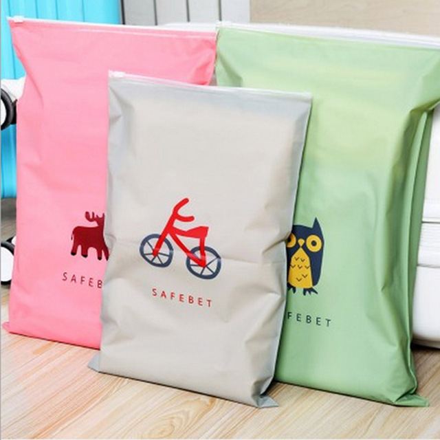 Fashion Travel Storage Bags Zipper Organizer Bag For Clothing Underwear Socks Shoes Storage Bag Housekeeping  305