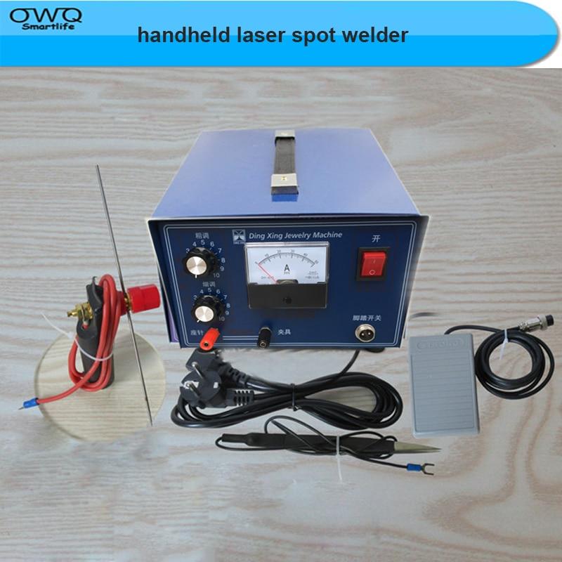 SALES DX-50A handheld laser spot welder laser jewelry welder welding machine цена