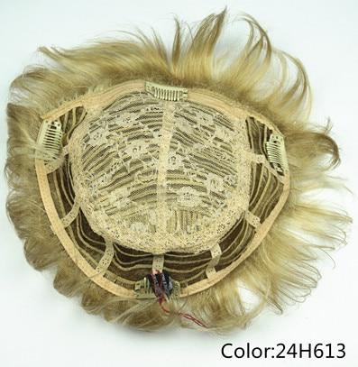 Сильная красота парик синтетические волосы парик выпадение волос топ кусок парики 36 цветов на выбор