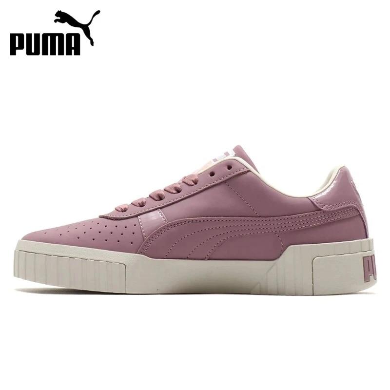 tifón Repetirse odio  Original New Arrival 2019 PUMA Cali Nubuck Women's Skateboarding Shoes  Sneakers|Skateboarding| - AliExpress