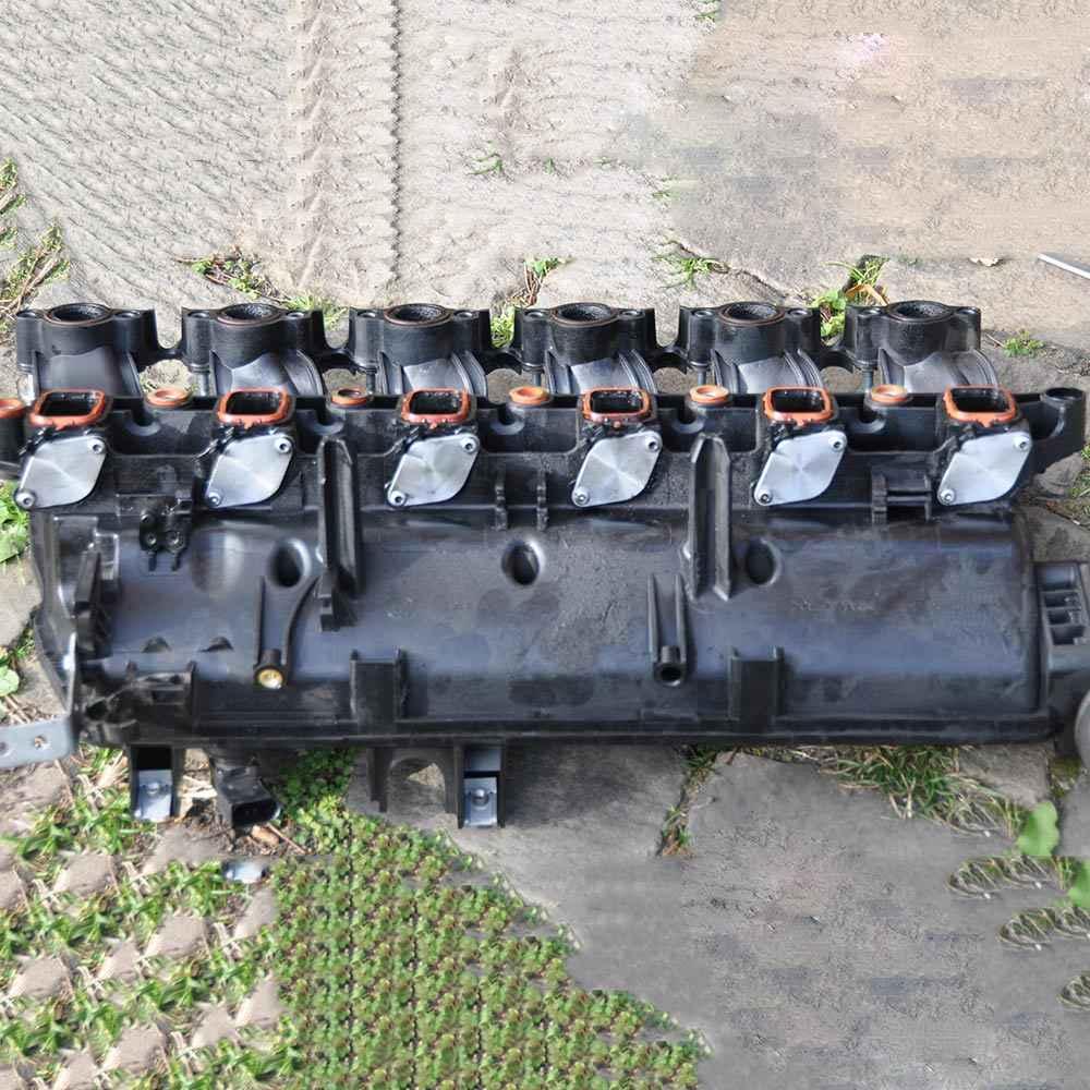 6 pièces 33mm Diesel Tourbillon Rabat Blancs Remplacement Bondes pour BMW 320d 330d 520d 525d 530d 730d