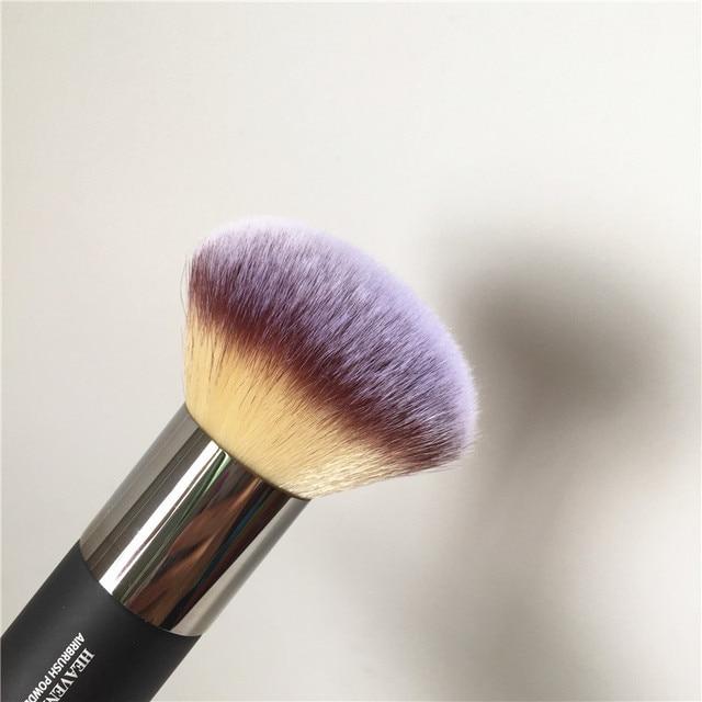Heavenly Luxe Airbrush Powder & Bronzer #1 - Large Fluffy Face Powder Bronzer Brush - Beauty Makeup Brushes Blender 3