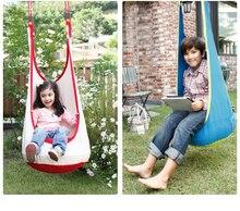 Nuevo Bebé hamaca Pod columpio silla colgante de lectura tienda de Nook interior al aire libre silla de bebé hamaca chico bebé columpio silla relajante