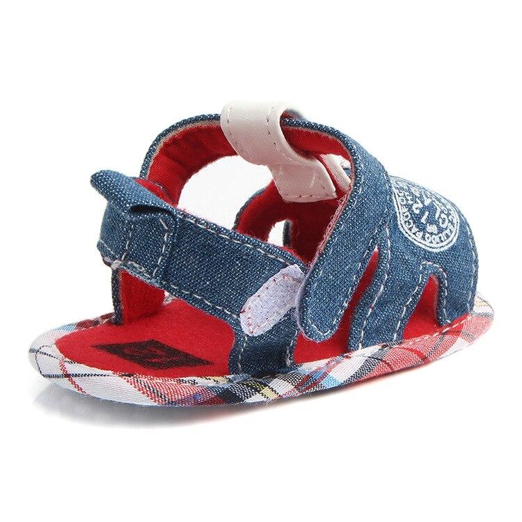 Baby first walker boy Soft Sole Shoes Cute Toddler summer shoes Prewalker
