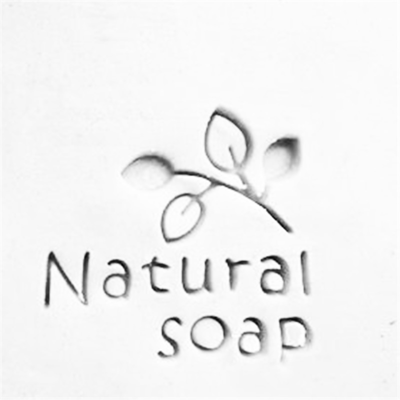 customizing handmade soap stamp any size or logo-in stamps from home  u0026 garden on aliexpress