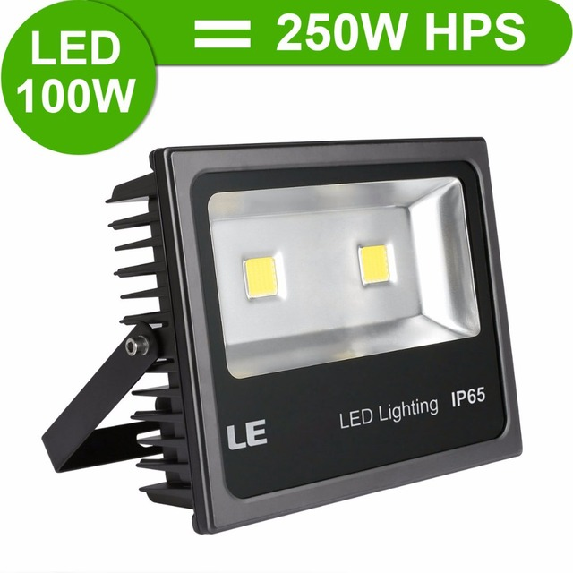 Le 100w super bright outdoor led flood lights 250w hps bulb le 100w super bright outdoor led flood lights 250w hps bulb equivalent daylight white aloadofball Image collections