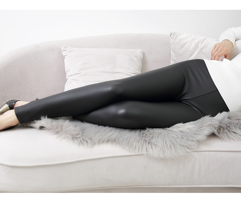 everbellus leggings de couro cintura alta 01