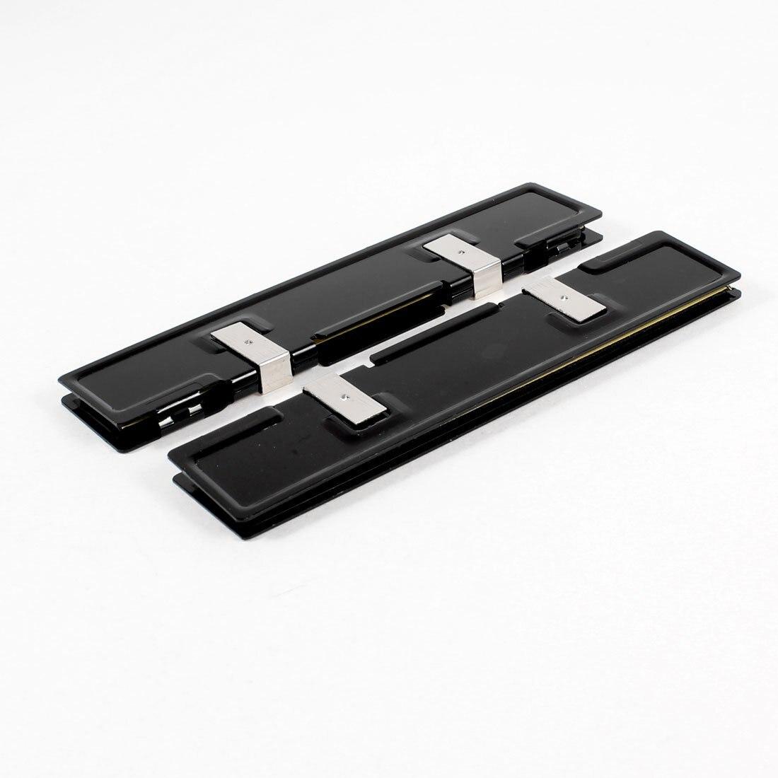 Алюминиевая прокладка радиатора, распределитель для памяти DDR RAM, YOC-5 * 2 x