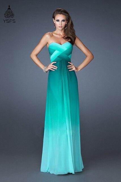 Backless atractivos formales vestidos novia piso longitud baratos de ...