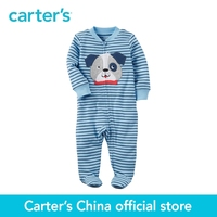 Carter S 1pcs Baby Children Kids Cotton Zip Up Sleep Play 115G278 Sold By Carter S