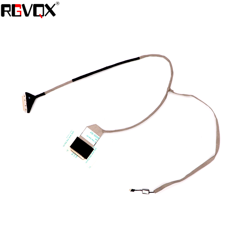 New LCD LED Video Flex Cable for ACER aspire E1-521 E1-531 E1-571 V3-571 Gateway NV56 Q5WV1 (For normal screen,version 1)
