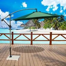 Large garden patio umbrella folding umbrellas 3 m banana beach outdoor