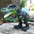 Электрические интерактивные игрушки: говорящий и ходячий динозавр и большая игрушка в виде динозавра