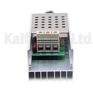 Image 3 - 10000 W High Power SCR BTA10 Electronic Voltage Regulator Speed Controller Electronic Dimmer