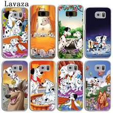Lavaza 101 One Hundred and One Dalmatians Hard Skin Phone Case for Samsung Galaxy S10 E S8 S9 Plus S6 S7 Edge S10E Back Cover(China)