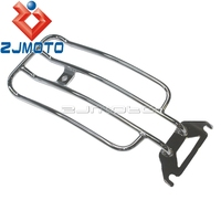 Luggage Rack Motorcycle Plated Luggage Rack For Harley Electra Glide Ultra Classic Injected FLHTCU