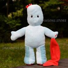 """В ночном саду плюшевые мягкие игрушки персонажи IGGLE PIGGLE 1"""" мягкий рисунок с куклой"""