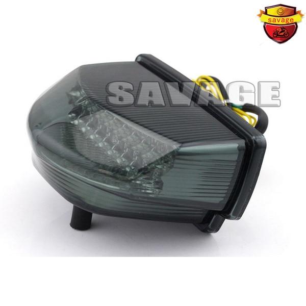 Para honda vfr 1200x 2009-2014 accesorios de la motocicleta led integrado luz tr