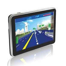 500 Pantalla Táctil Capacitiva de $ Number Pulgadas de Alta Definición Bluetooth Navegador GPS Portátil GPS Navigator Para El Carro Del Coche