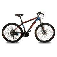 산악 자전거 새로운 성인 26 인치 충격 흡수 21 속도 알루미늄 합금 산악 자전거