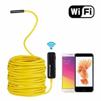 3 In 1 5M 10M Wifi Endoscope Camera With Android And IOS 720p 6 LED