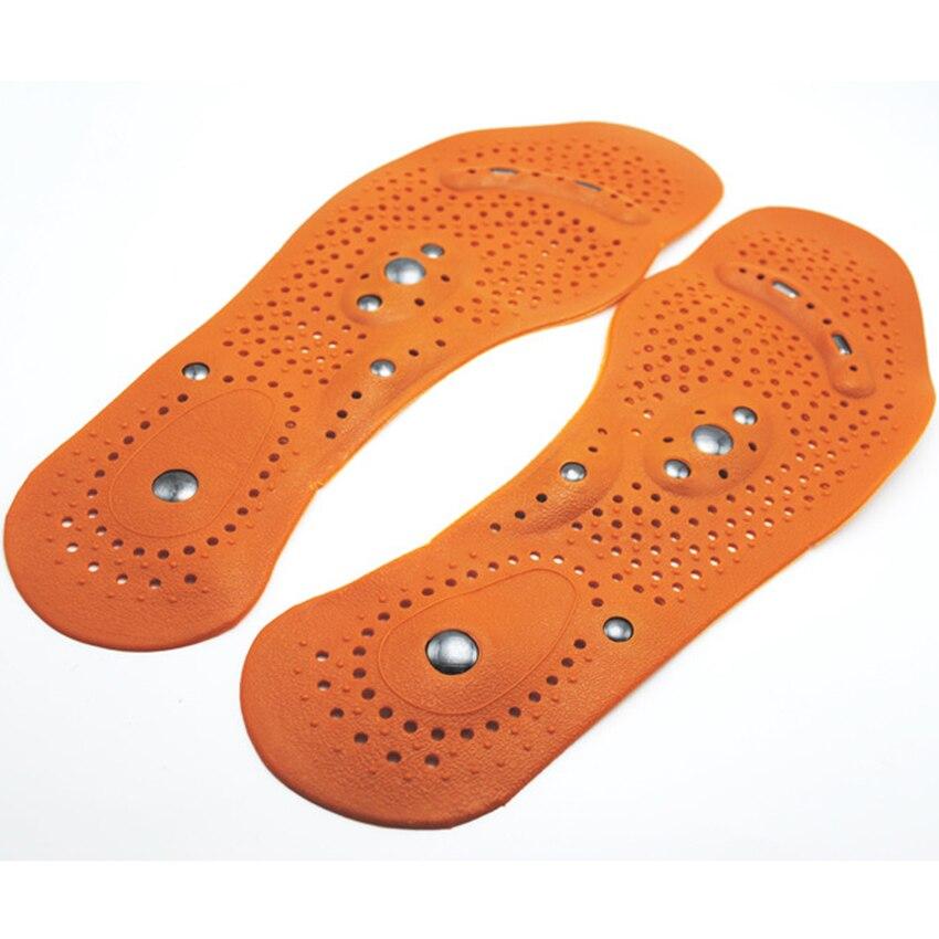 Haut Pflege Werkzeuge Dropshipping Magnetische Einlegesohle Pflege Fußbett Magneto Fuß Massage Magnet Therapie Fuß Schmerzen Akupunktur Punkte Fuß Gesundheit Schönheit & Gesundheit