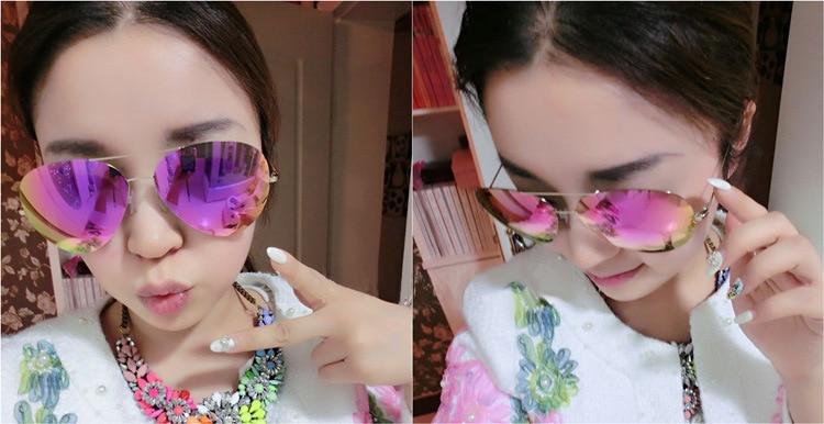 새로운 2016 패션 남성 선글라스 여성 브랜드 - 의류 액세서리 - 사진 6